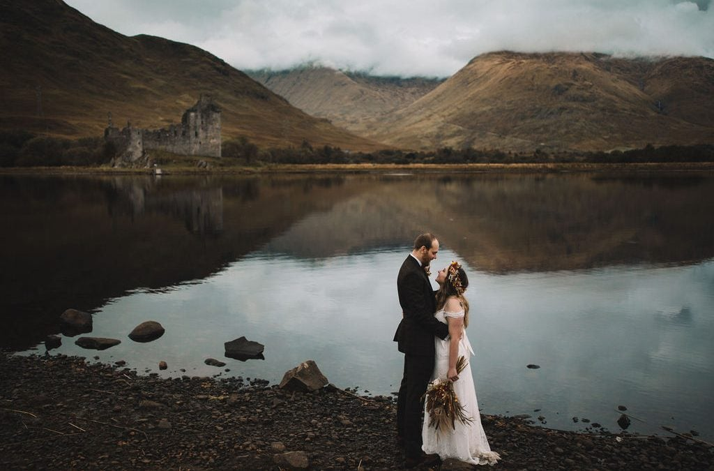 Jess & James | Loch Awe, Scottish Highlands
